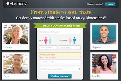 Eharmony matchmaker cost