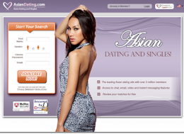 Screen AsianDating.com